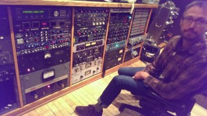 Nick Broste at SOMA Electronic Music Studios