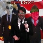 Crisis Actors
