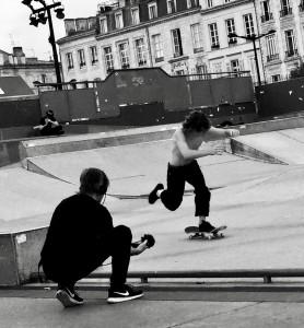 Skater Bordeaux